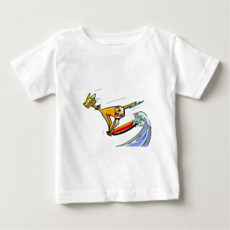 CooL CaT SuRfEr Baby T-Shirt