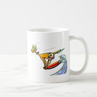 CooL CaT SuRfEr Mug