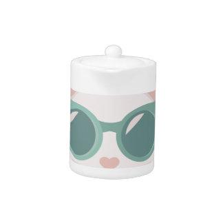 Cool Cat Teapot