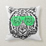 Cool Cat - Throw Pillow
