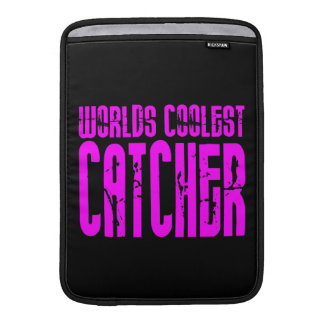 Cool Catchers Pink : Worlds Coolest Catcher Sleeves For MacBook Air