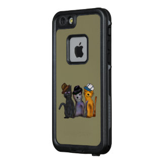 Cool Cats Club LifeProof FRĒ iPhone 6/6s Case