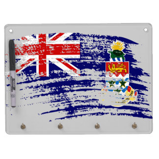 Cool Caymanian flag design Dry-Erase Whiteboard