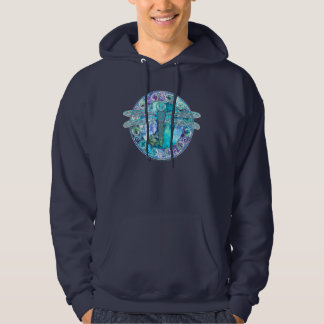 Cool Celtic Dragonfly Hoodies