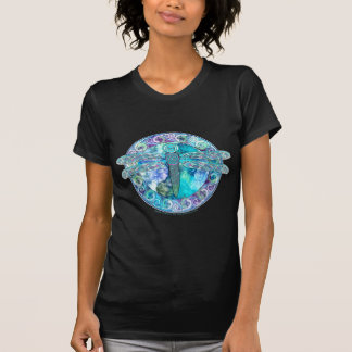 Cool Celtic Dragonfly Shirt