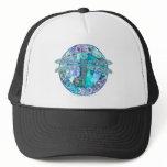 Cool Celtic Dragonfly Trucker Hat