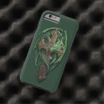 Cool Celtic Tribal Cross Dragon Tattoo Art Design Tough iPhone 6 Case