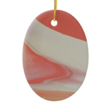 Beach Themed Cool Ceramic Ornament