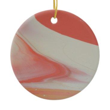 Beach Themed Cool Ceramic Ornament