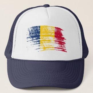 Cool Chadian flag design Trucker Hat