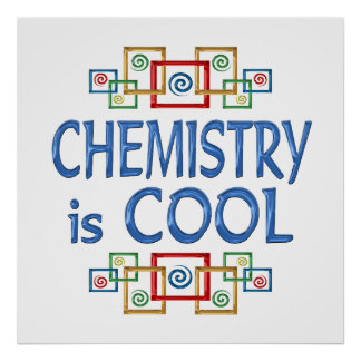 Cool Chemistry Posters