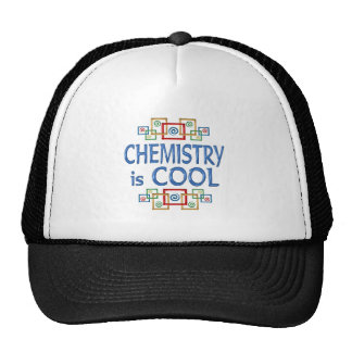Cool Chemistry Trucker Hat