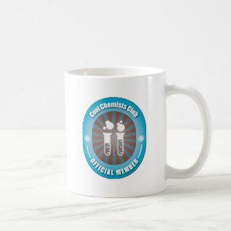 Cool Chemists Club Classic White Coffee Mug