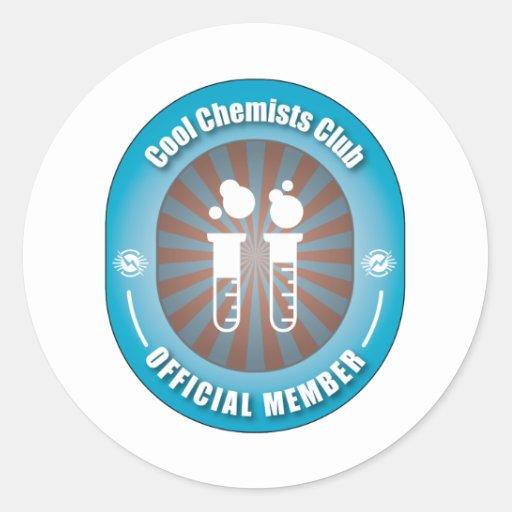 Cool Chemists Club Sticker