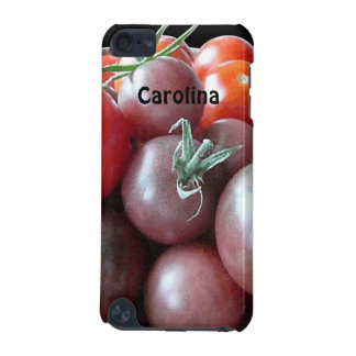 Cool Cherry Tomatoes Custom Name Cover Skin Case iPod Touch (5th Generation) Covers