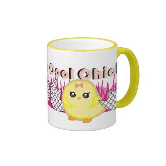 Cool Chick mug