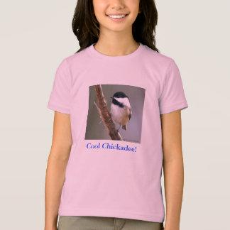 Cool Chickadee Kid's Shirt