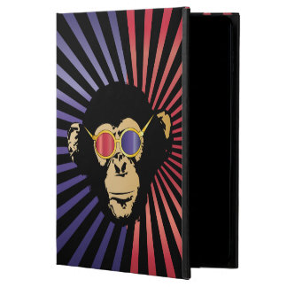 Cool Chimpanzee In 3D Glasses Powis iPad Air 2 Case