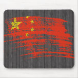 Cool Chinese flag design Mousepads