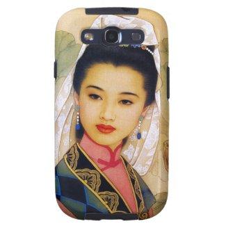 Cool chinese young beautiful princess Guo Jing