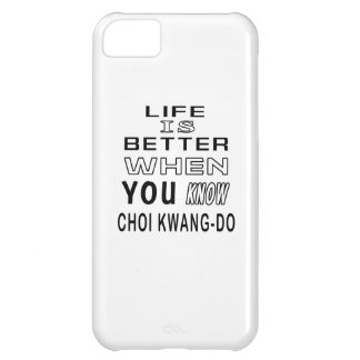 Cool Choi Kwang-Do Designs iPhone 5C Case