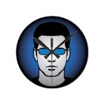 Cool Chris Head Clock