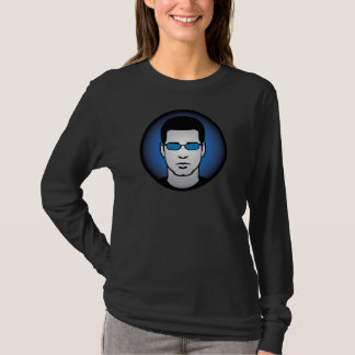 Cool Chris Head For Ladies T-Shirt