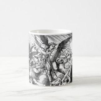 Cool Christian Angel Battle Mug