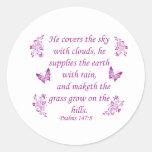 Cool Christian designs Sticker