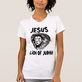 Cool Christian T-shirts, LION OF JUDAH T-Shirt