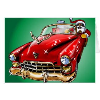 Cool Christmas! Greeting Card