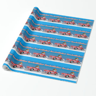 Cool Christmas! Wrapping Paper