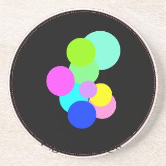 Cool Circles Coaster