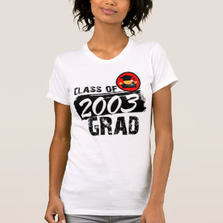 Cool Class of 2003 Grad Tank Top