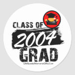 Cool Class of 2004 Grad Stickers