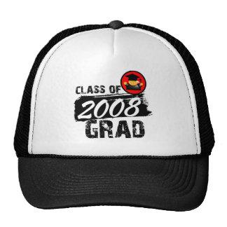 Cool Class of 2008 Grad Trucker Hat