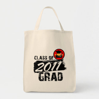 Cool Class of 2011 Grad Canvas Bag