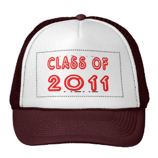 Cool Class of 2011 Mesh Hat