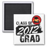 Cool Class of 2012 Grad Fridge Magnet