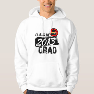 Cool Class of 2013 Grad Hoodie