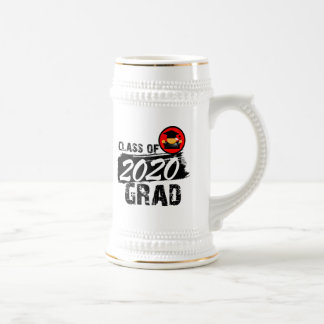 Cool Class of 2020 Grad 18 Oz Beer Stein