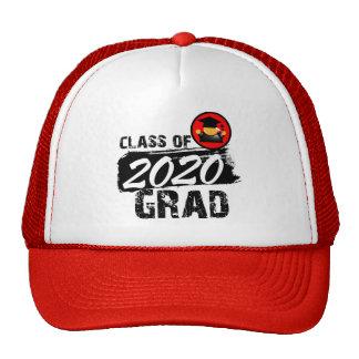 Cool Class of 2020 Grad Trucker Hat
