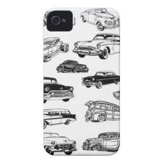 Cool Classic Cars Blackberry Bold Case