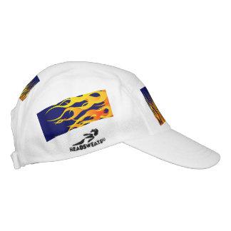 Cool Classic Racing Flames Headsweats Hat