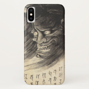 Hannya Yokai Mask iPhone 11 case