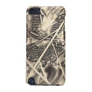 Cool classic vintage japanese demon ink tattoo iPod touch (5th generation) cover