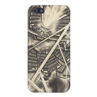 Cool classic vintage japanese demon ink too iPhone SE/5/5s cover