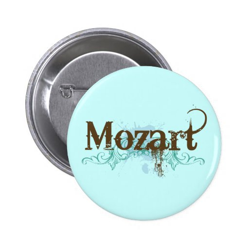 Cool Classical Mozart Button