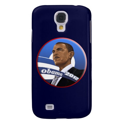 Cool Classy Sophisticated Obama 2012 Samsung Galaxy S4 Case