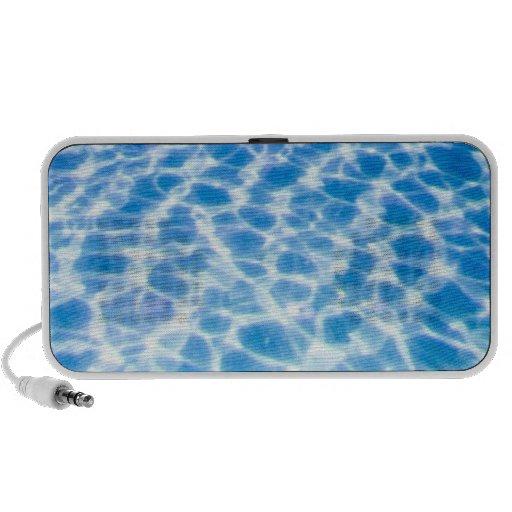 Cool Clear Swimming Pool Water Design Travel Speaker